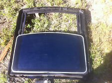 Jaguar XJ6 XJ12  Series III 1980-1987  Sliding Glass Roof Assembly & Inner Panel