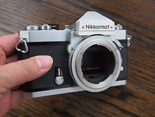Excellent Nikon Nikkormat FTN mechanical Camera, F F2 F3 FM2 Pentax K1000