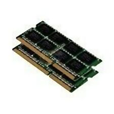 Memoria RAM sodimm 2GB 2x1GB - PC2700S - DDR 333mhz 2 GB per portatili notebook