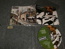 OASIS PICTURE DISC CD Single SOME MIGHT SAY 4TRK  AUSTRIA