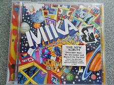 MIKA - THE BOY WHO KNEW TOO MUCH - CD - ALBUM