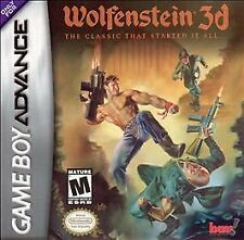 Wolfenstein 3d (Nintendo Game Boy Advance, 2002) SKU B30