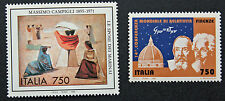 ITALIE timbre - Stamp Italy - Yvert et Tellier n°2134 à 2135 n** (cyn4)