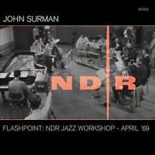 JOHN SURMAN - FLASHPOINT:NDR JAZZ WORKSHOP - '69 - CD+DVD