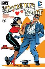 Rocketeer & The Spirit: Pulp Friction #1, Subscription Variant, NM 9.4,1st Print
