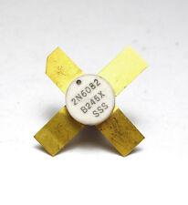 HF Leistungs-Transistor 2N6082 / 2 N 6082, VHF Power Transistor, NOS