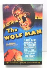 "The Wolfman Lon Chaney Universal Monsters 12"" action figure Sideshow NIP"