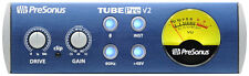 PreSonus TUBEPREV2 TubePre v2 Compact Single-channel Microphone Preamplifier