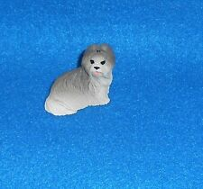 SHIH TZU (GREY)  TINY ONES DOG FIGURINE - CONVERSATION CONCEPTS - NEW