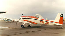 Giant 1/4 Scale Cessna 188 Agwagon Crop Duster Plans and Templates