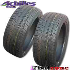 2 Achilles ATR Sport 2 Tires 245/45ZR18 100W XL Ultra High Performance 245/45/18