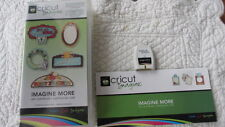 RETIRED CRICUT IMAGINE- IMAGINE MORE ART CARTRIDGE