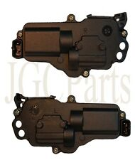 Ford Door Lock Actuator Motor - Pair Left / Right - NEW