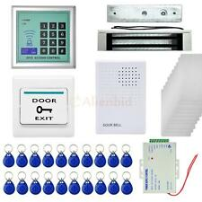 New 180KG Kit Access Control Electric Magnetic Door Lock ID Card Password System