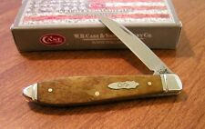 CASE XX New Antique Smooth Bone Handle 1 Blade Tear Drop Jack Knife/Knives