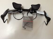 Zipp Vuka Carbon Fiber Base Aerobars w/Brake Levers 00.6615.068.000 New In Box