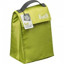 Home Presence Fuel (Trudeau) - Triangle Lunch Bag - Lime Green (New)