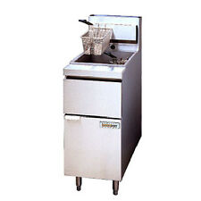 Anets 14GS Gas Fryer