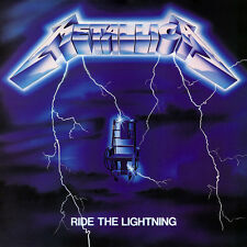 Metallica - Ride The Lightning (Remastered) - Vinyl LP *NEW & SEALED*