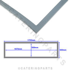 IARP IA0313205 MAGNETIC FRIDGE DOOR GASKET SEAL 1722mm x 550mm AB400PV ABX400