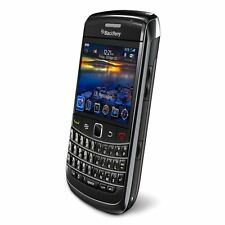 Brand New Blackberry Bold 9700 - 3mp - 3g-GPS-nero-Boxed - senza marchio