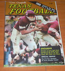 1968 Dave Campbell's Texas Football Magazine Excellent Condition