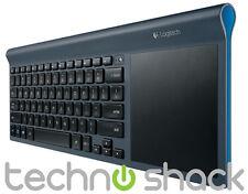 Logitech TK820 Wireless All-in-One Keyboard UK Layout ** NEW ** 920-005136