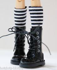 SALE & FREE GIFT! BK Boots For Blythe/Pullip/Monster High/Dal/Momoko/Licca: B214