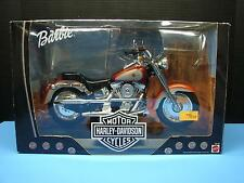 Barbie Harley Davidson Fat Boy Motorcycle Chopper Bobber