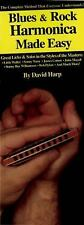 Blues Rock Harmonica Made Easy: Everything You Need to Know Harp, David Paperba