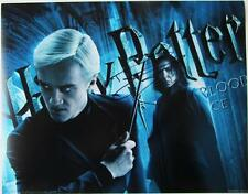 TOM FELTON SIGNED 11X14 PHOTO HARRY POTTER DRACO MALFOY SLITHERIN
