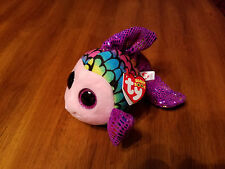New with tags  Ty Beanie Boo Flippy the Fish 6 inches 2017 release