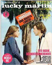 fotoromanzo LE AVVENTURE DI LUCKY MARTIN ANNO 1977 NUMERO 109 O' NEIL COFFA ROC
