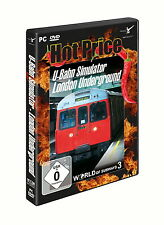 World Of Subways Vol. 3 - U-Bahn Simulator: London Underground (PC, 2016,NEU&OVP