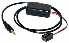 AUX Cavo adattatore BMW e39 e60 e61 e85 Business CD Radio iPod iPhone mp3/ax-0154