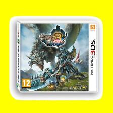 Monster Hunter 3 Ultimate Game 3DS Nintendo 3DS and 3DS XL Brand New