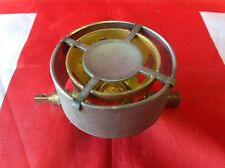 British Army Stove Burner liquid fuel head assembly unused