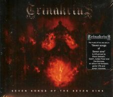 TRINAKRIUS-SEVEN SONGS OF THE SEVEN SINS-DIGI-power-doom-crimson wind-synthesys