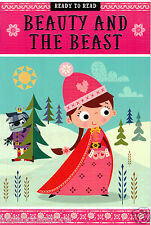 EARLY READER - Fairytale Readers Ready to Read: BEAUTY AND THE BEAST - NEW