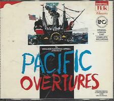 Pacific Overtures [Complete London Cast] by James Holmes (Conductor)/English Nat