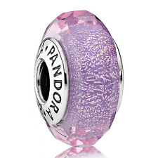 ORIGINAL PANDORA MURANO ELEMENT 791651 SILBER  BEADS