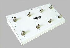 ActitioN 8 Button WHITE METAL USB MIDI Footswitch, Foot Controller PC/Mac/iPad