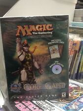 Magic The Gathering 8th Edition Core Game Starter sealed 2 pack 2 deck online