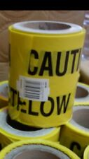 50M LENGTH CAUTION ELECTRIC CABLE BELOW WARNING TAPE