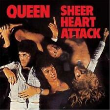 QUEEN SHEER HEART ATTACK REMASTERED 2 CD NEW