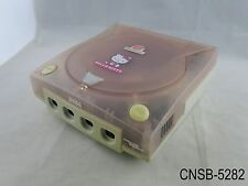 Japanese Sega Dreamcast Hello Kitty Skeleton Pink Console Import System HKT-3000
