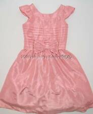 Gymboree Easter Dress 8 Pink Ruffled Bow Dress Spring holiday