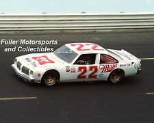 RARE BOBBY ALLISON #22 MILLER HIGH LIFE OLDS 1983 8x10 PHOTO NASCAR SPORTSMAN