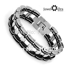 Cheap 210mm 304 Stainless Steel Men's Jewelry Cuff Bracelet Gift for Man