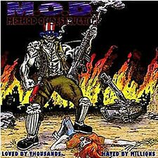 M.O.D. - Loved By Thousands...Hated By Millions ( Crossover, Thrash Metal ) NEU